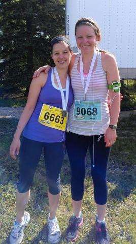 first half marathon (2012)